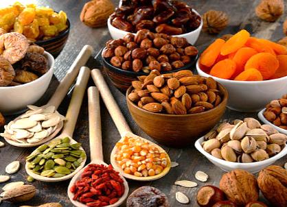 PharmaVie - Les vertus des fruits secs