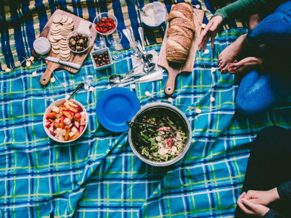 Planifier ses repas en vacances - FemininBio