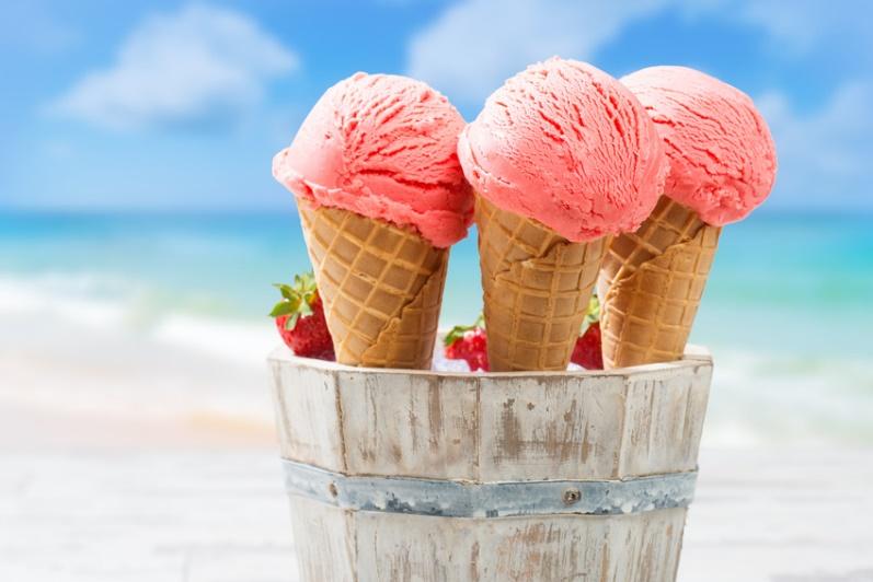 Où manger une bonne glace en France ?