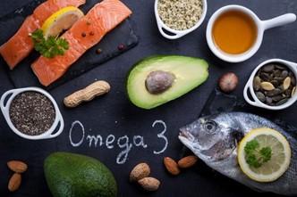 Stress prise de poids 6 omega 3 complement